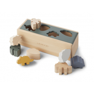 LIEWOOD - MIDAS PUZZLE BOX DINO MIX