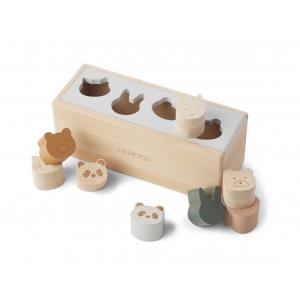 LIEWOOD - MIDAS PUZZLE BOX CLASSIC MIX