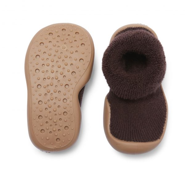 Sock slippers - Mocca