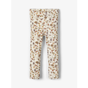 Emke legging blomsterprint mini 2-7 år