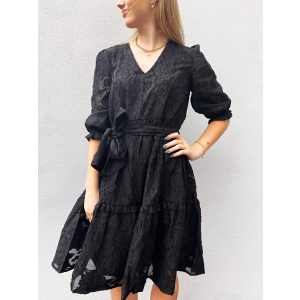 Sadie Dress - Black
