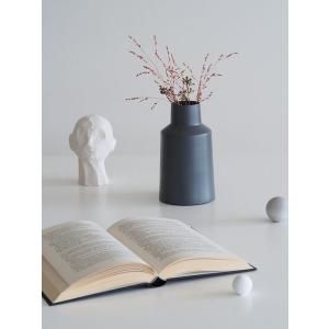 Lotus Vase - Grå XL