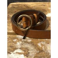 Bosswik cognac belt D10139