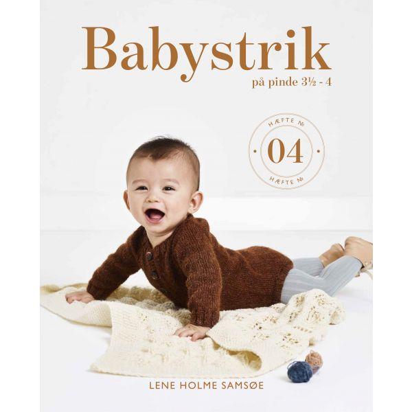 Babystrikk på pinne 3 1/2 - 4