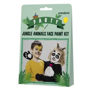 Sminke-sett Party Jungle Anima