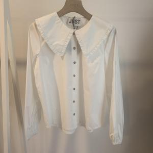 Ease Frill Shirt