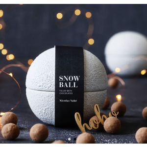 Ceramic snowball