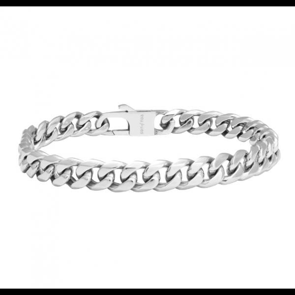 SON bracelet STEEL shiney