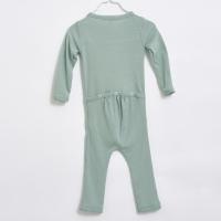 Bodysuit Long sleeve - Sea green