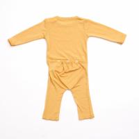 Bodysuit Long sleeve - Yellow