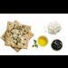 Paul and Pippa kjeks med svart salt og quinoa