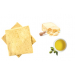 Paul and pippa kjeks med parmesan og olivenolje