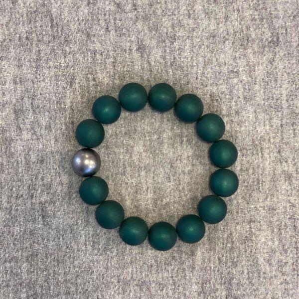 Marie Armbånd - Grønn