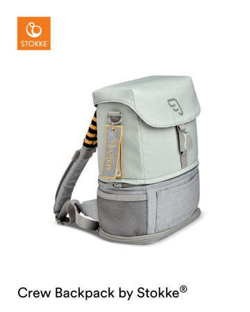 JETKIDS™ BY STOKKE® - CREW BACKPACK GREEN AURORA