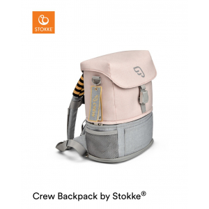 JETKIDS™ BY STOKKE® - CREW BACKPACK PINK LEMONADE