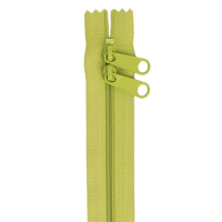 Glidelås lime grønn 30 inch