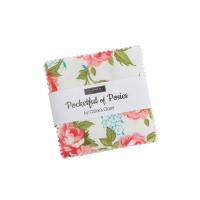 Pocketful of posies mini charm pack
