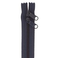Glidelås marine blå 30 inch