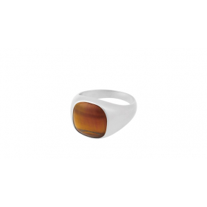 Tiger eye ring