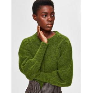 Linna genser grønn