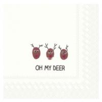 Oh my deer lunsj