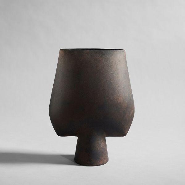 101 Copenhagen Vase - Sphere Stor Brun