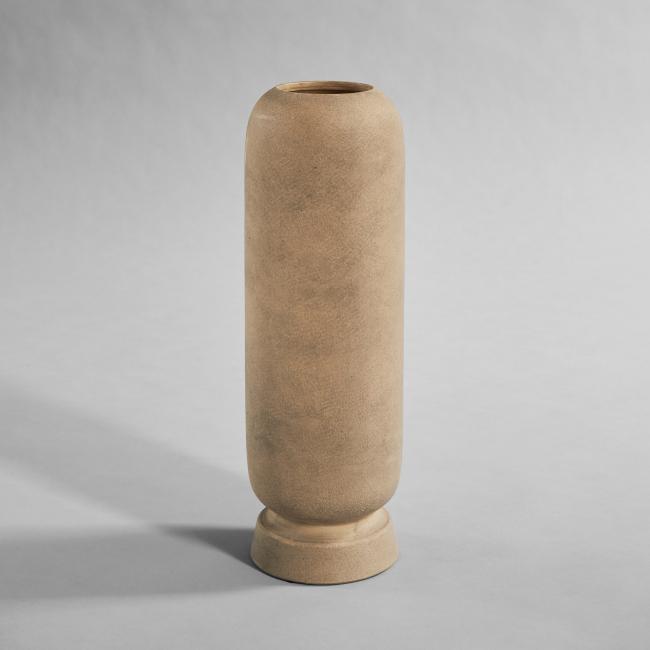 101 Copenhagen Vase - Kabin Høy Sand
