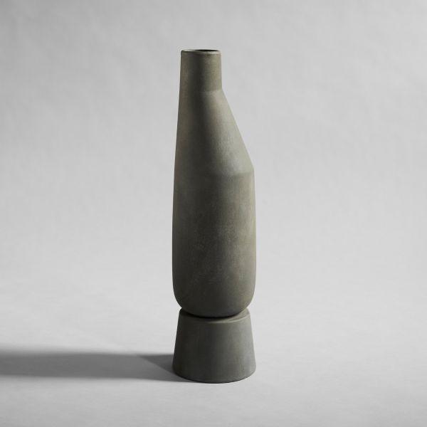 101 Copenhagen Vase - Sphere Høy Grå