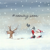 """""""#Coming soon"""" lunch"""