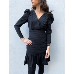 Gina 3/4 Short Dress - Show
