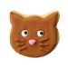 Pepperkakeform katt