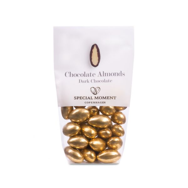 Mandel m/sjokolade, gull