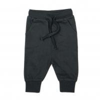 Organic drawstring pants - Storm