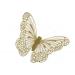 Sommerfugl gull