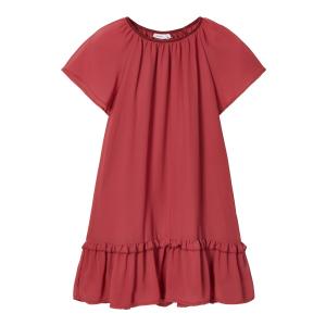 Ritaka kortermet kjole mini