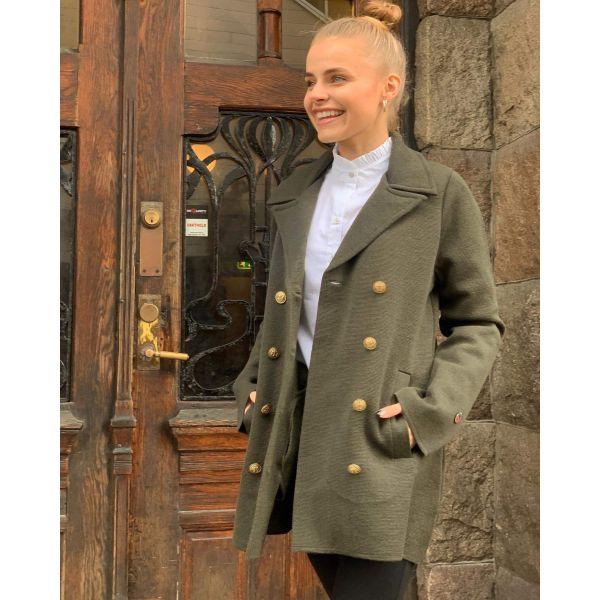 Sophia jacket Army