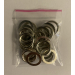 Ringer - O ringer 25 stk  ca.13 mm