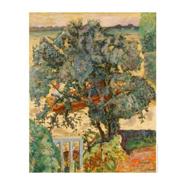 Pierre Bonnard, Tree Near the River