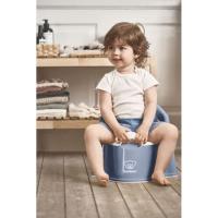 BabyBjörn Pottestol, Gråblå