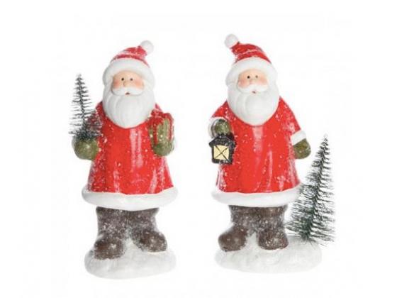 Nisse med juletre