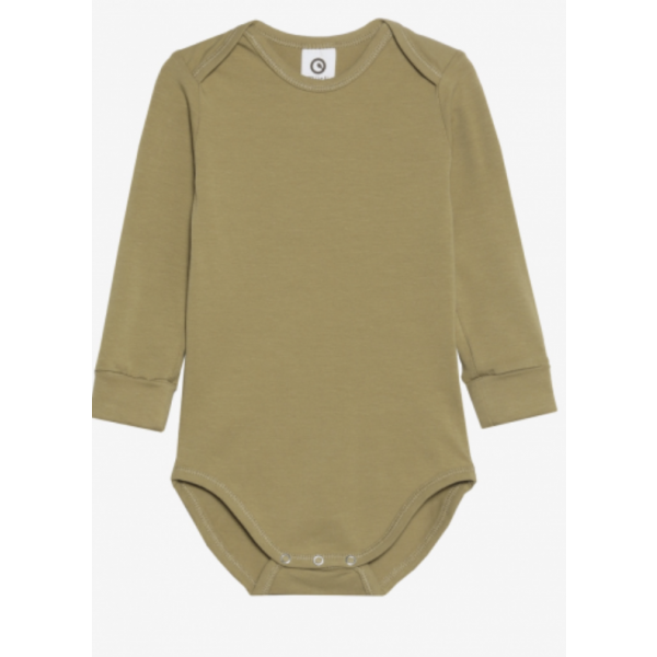 Cozy me baby - body fra Müsli by Green Cotton