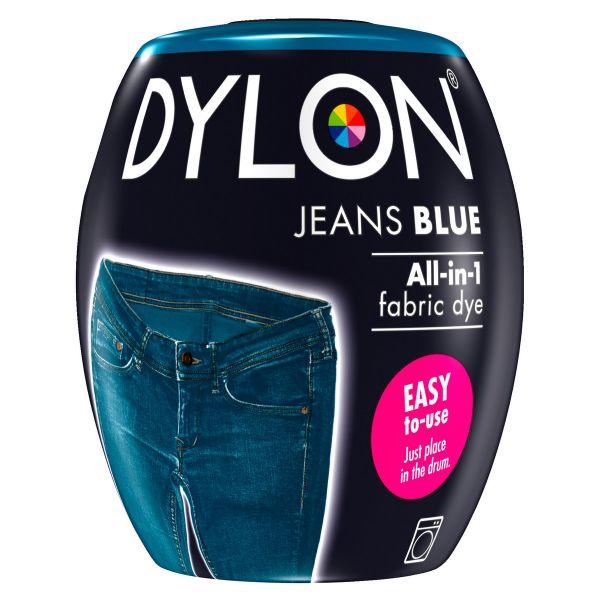 Dylon Pod Tekstilfarge Jean bl