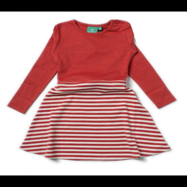 Red Little Twirler Dress