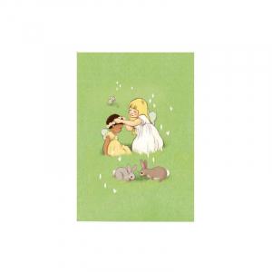 Kort - Belle og Boo - Daisy chain