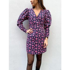 Bliz Dress - Cosmo Pink