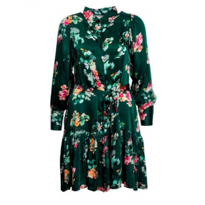 Filippa Dress Green Garden