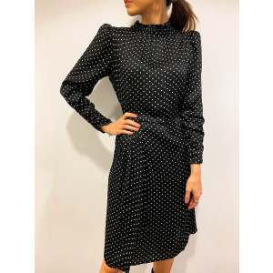 Sonia Dress Polka Dot