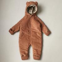 Konges Sløjd Teddy Suit Deux - Cognac/Orangery Beige