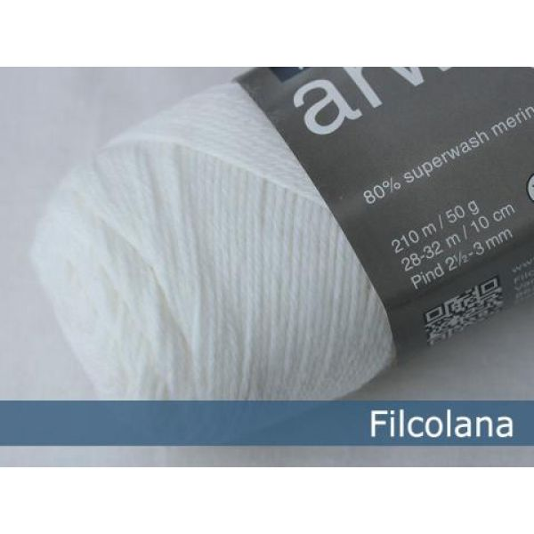 Filcolana Arwetta - 100 Snow White