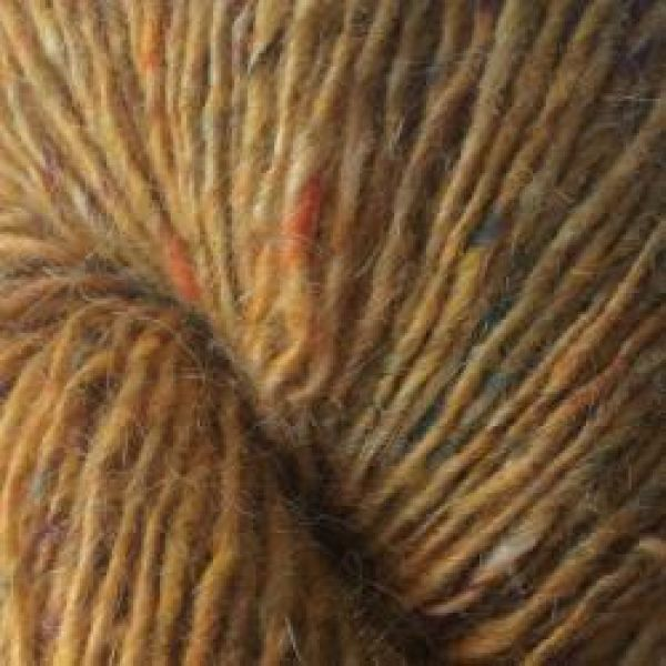 Isager Tweed - Mustard